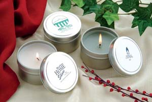 Promote Business Candles
